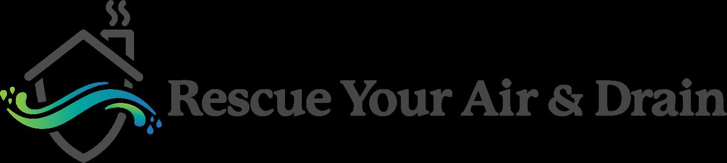 Rescue Your Air & Drain Logo